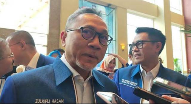Zulkifli Hasan Ketum PAN: Kami Dukung Gibran Biar Publik Tidak Lagi Ribut Soal SARA