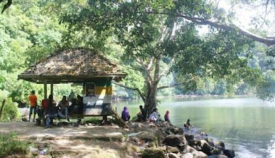 Cerita Legenda Tentang Danau Kastoba Bawean Gresik