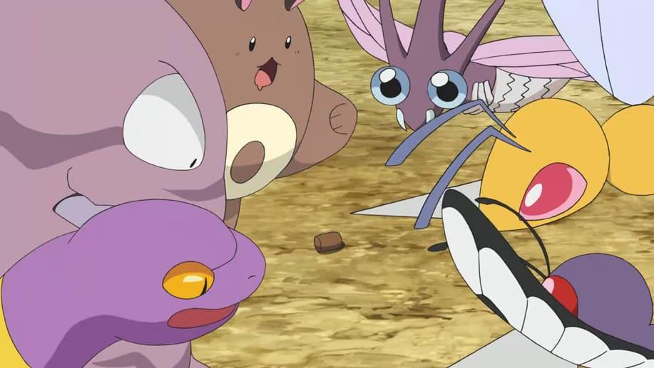 Capitulo 23 Serie Pokémon Temporada 23