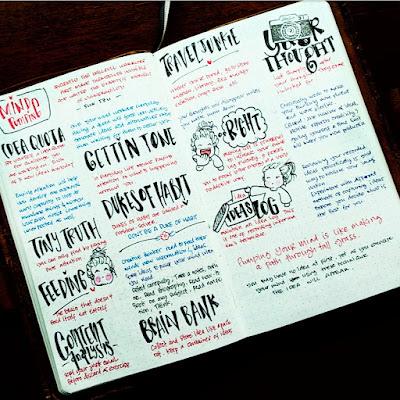 note taking ideas