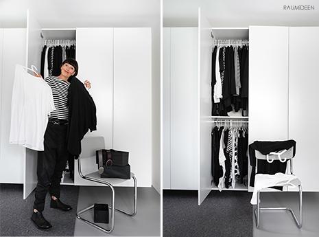 Tipps zum Thema: Kleiderschrank ausmisten und aufräumen!