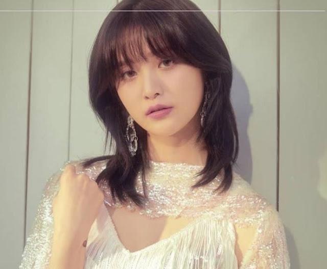 Gaya Rambut Terbaik  Artis Korea Jeonghwa EXID