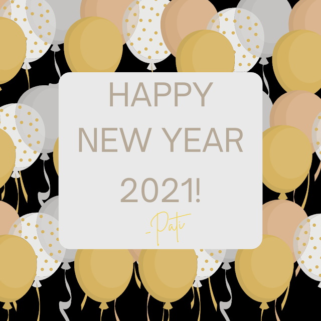 New Year, 2021, New Year's Card, Happy New Year