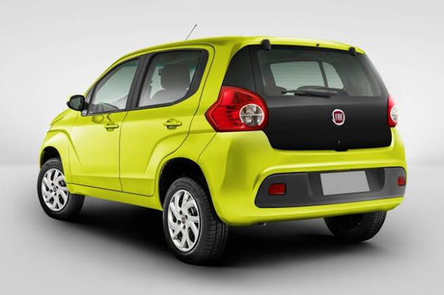 Fiat-Mobi-green-rear