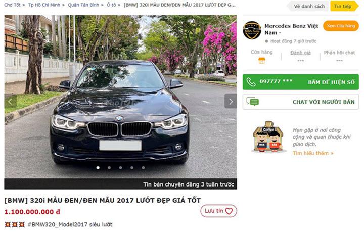 Có nên mua xe sang đã qua sử dụng trong dịch Covid-19?