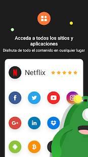 Descargar UFO VPN MOD APK | Cuenta VIP | Premium 2.3.10 Gratis para android 4