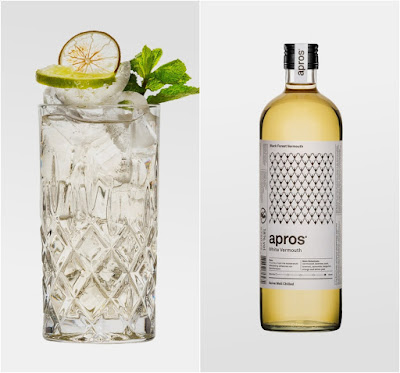 apros White Black Forest Vermouth