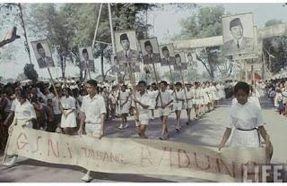 Parade GSNI Bandung / Marhaenisme