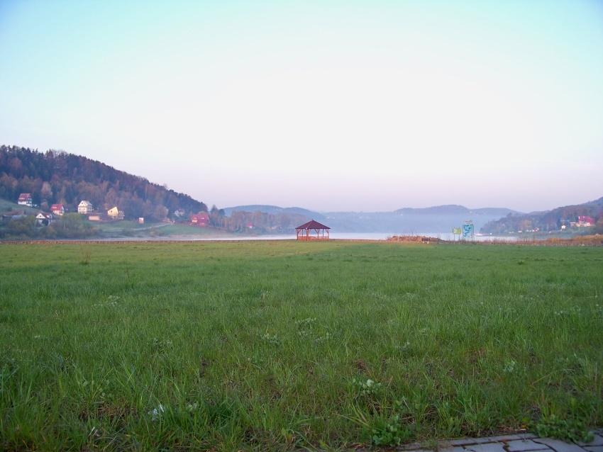 Gródek nad Dunajcem - Zalew