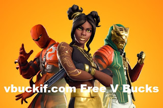 Currently online generator sites are present in many games and one of them is Fortnite vbuckify com, How to get Free 13500 V Bucks on Fortnite