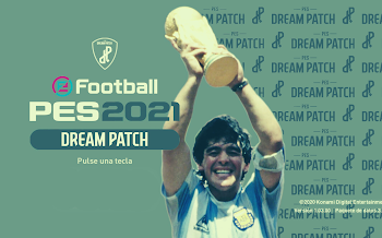 Pes Dream Patch V1 | PES2021 | PC | El Mejor Parche de la historia