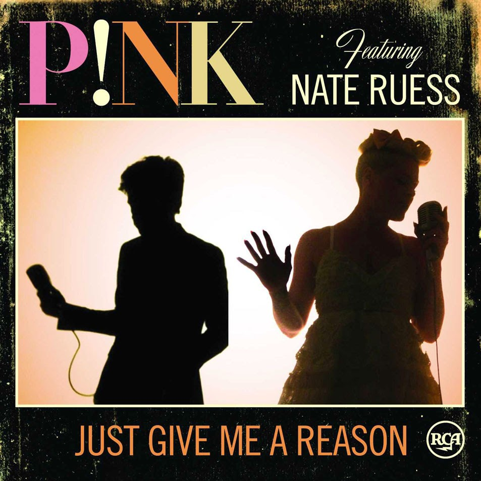 Song MP3 Download: Pink - Just Give Me A Reason ft  Nate