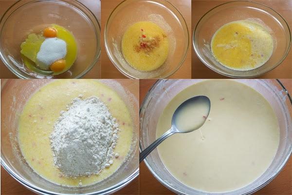 How to prepare Nigerian Pancake