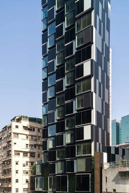 Mặt ngoài của The Beacon Hong Kong