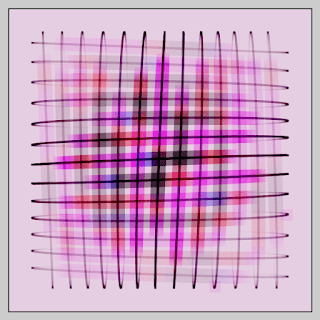 An example image with blendMode(DIFFERENCE).