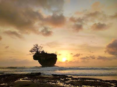 Lokasi Pantai Madasari