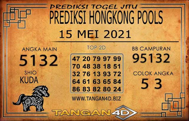 PREDIKSI TOGEL HONGKONG POOLS TANGAN4D 15 MEI 2021