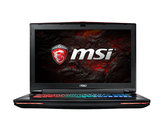 MSI GT72VR 6RD Dominator Driver Download