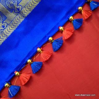 saree kuchu images