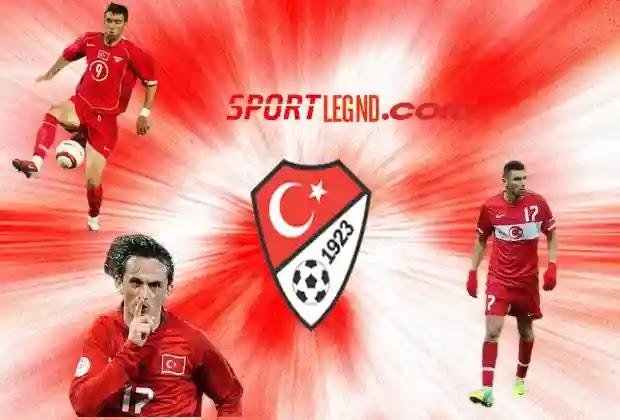 هاكان شوكور,ترتيب هدافي منتخب تركيا التاريخيين,الهداف التاريخي لمنتخب تركيا,تاريخ منتخب تركيا,منتخب تركيا