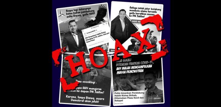 Lagi! Demokrat Difitnah Dalangi Kerusuhan Sidang Habib Rizieq, Oknum Ini Diduga Terlibat