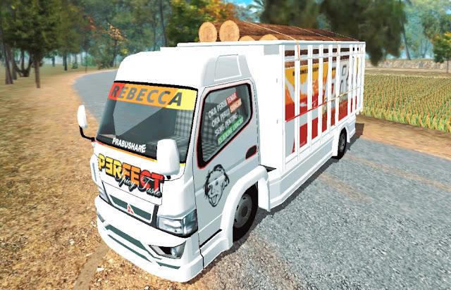 Livery ES Truck Simulator ID v2