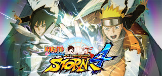Cara Main Game Naruto Ultimate Ninja Storm 4 di Android