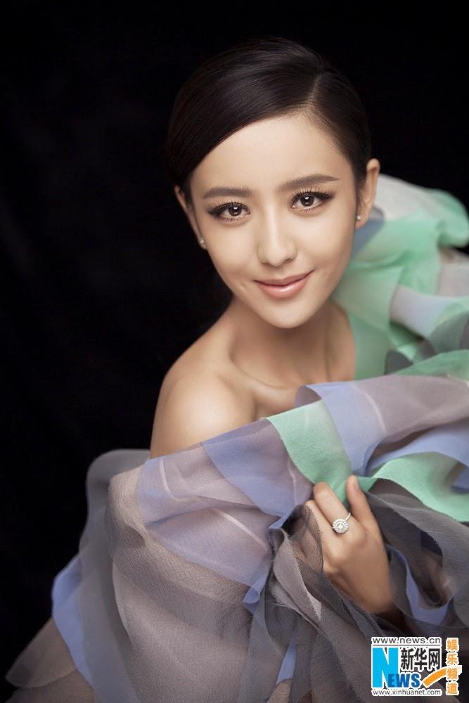 Tong Liya poses for fashion magazine   China Entertainment ...