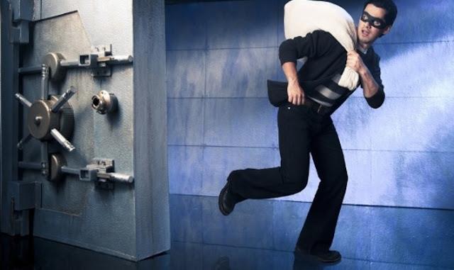 ЦБ: банкиры инсценируют ограбления, чтобы вывести деньги из банка