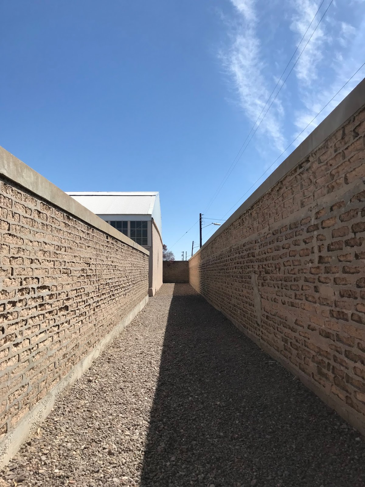 Judd Foundation - La Mansana de Chinati/The Block