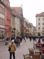Verkaufsoffener Sonntag Heidelberg. Shopping in Heidelberg.