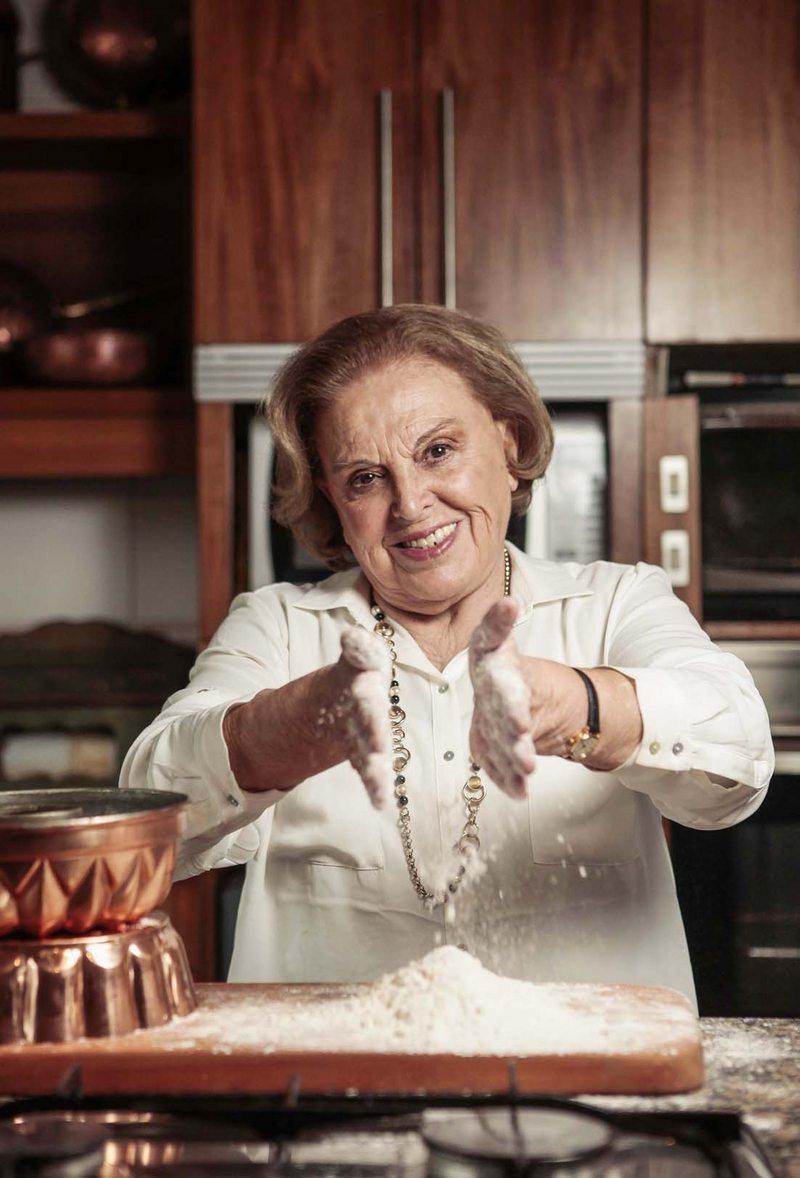 Fallece la pionera de los programas de cocina en Chile