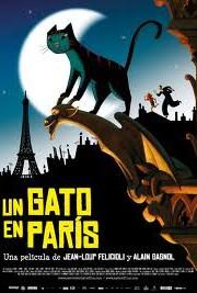 Un gato en París (Une Vie de Chat) (2010) | 3gp/Mp4/DVDRip Latino HD Mega