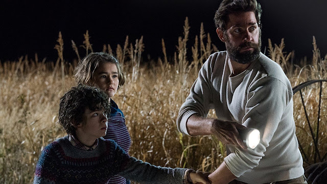 John Krasinski Noah Jupe Millicent Simmonds | A Quiet Place