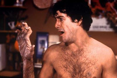 Dunia Sinema An American Werewolf in London Transformasi David