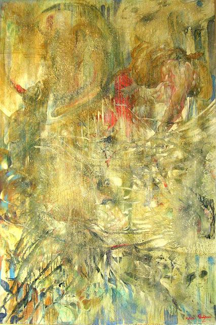 "nori ushijima´s ""alusionismo"":   nori ushijima´s painting"