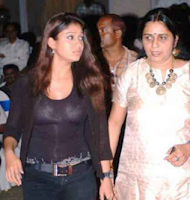 Nayanthara And Mother