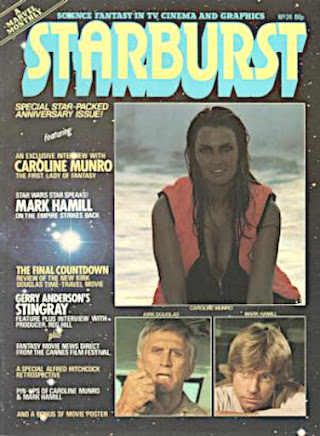 Starburst #24, Caroline Munro