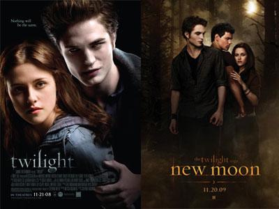 German Twilighters: Twilight & New Moon im Free-TV