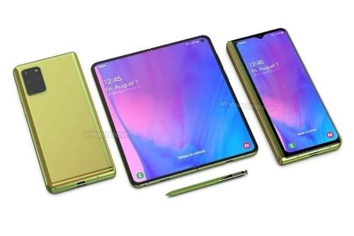 Samsung begins producing GALAXY FOLD 2 in bulk