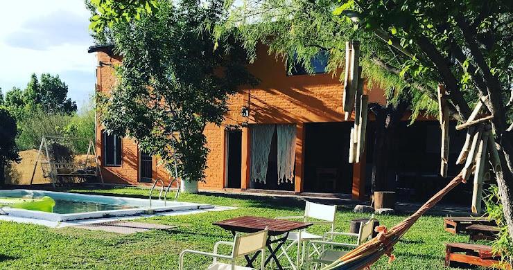 ALQUILO CASA DE CAMPO EN VILLA TACU, DEPARTAMENTO ZONDA, SAN JUAN,  ARGENTINA