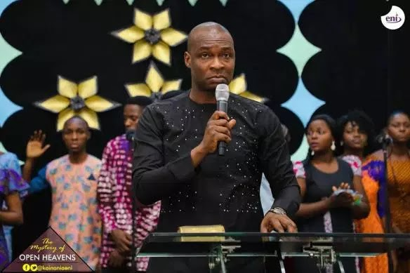 Download Extraordinary Results (Part Two) by Apostle Joshua Selman