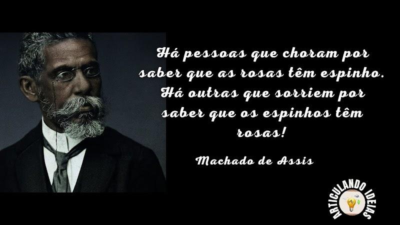 10 romances de Machado de Assis em ordem cronológica