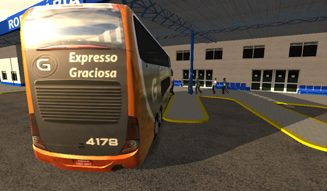 Heavy Bus Simulator Hileli APK