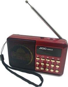 راديو FM صوت مجسم اشارة نقية بيشغل فلاشة وميموري وسماعة