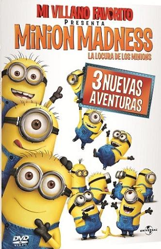 La Locura de los Minions DVDRip Español Latino