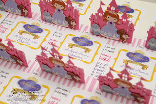 disney sofia the first party