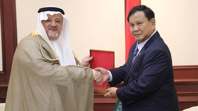 Prabowo Subianto Memang Istimewa, Menteri Rasa Presiden