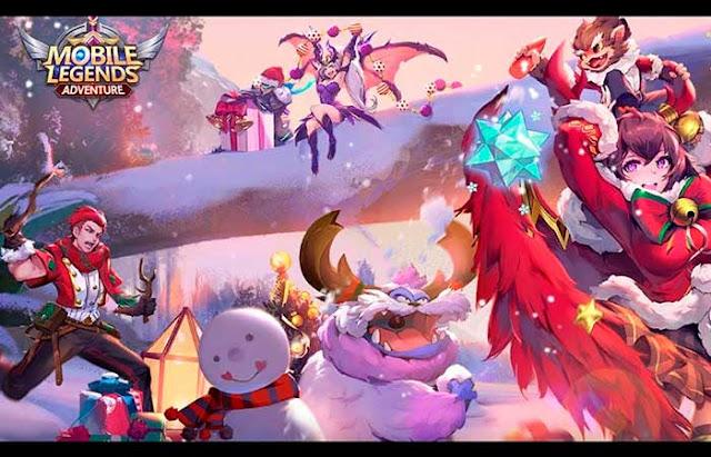Eventos Mobile Legends: Adventure