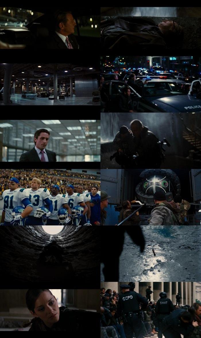 The Dark Knight Rises (2012) Movie Dual Audio Hindi